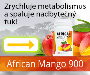 AfricanMango900 - ztráta hmotnosti