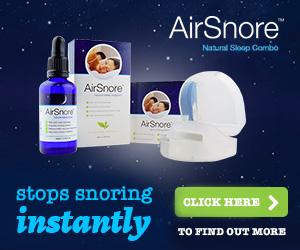 AirSnore - chrápání