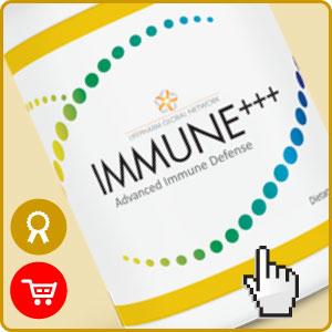 Immune+++ - imunitní systém