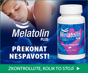 Melatolin Plus - nespavost